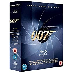James Bond [Blu-ray]