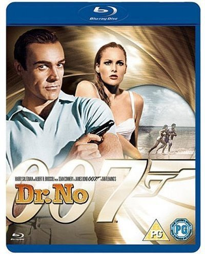 Dr No [Blu-ray]