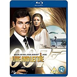 Live & Let Die [Blu-ray]
