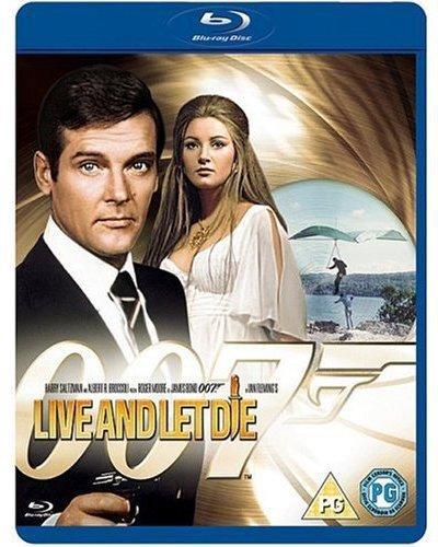 Live & Let Die [Blu-ray]