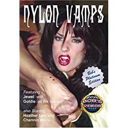Nylon Vamps