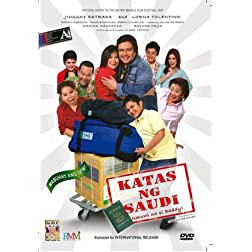 Katas Ng Saudi - Philippines Filipino Tagalog DVD Movie