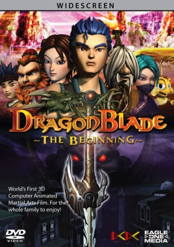 Dragon Blade: The Beginning