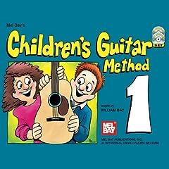 Children's Guitar Method 1 (2pc) (W/Book) (W/CD)