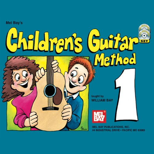 Children's Guitar Method 1 (2pc) (W/Book) (W/CD)