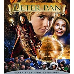 Peter Pan (2003) [Blu-ray]