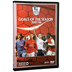 FA Premier League 2008 Goals of the Season