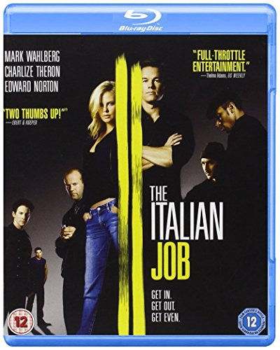 Italian Job (2003) [Blu-ray]