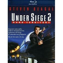 Under Siege 2 - Dark Territory [Blu-ray]