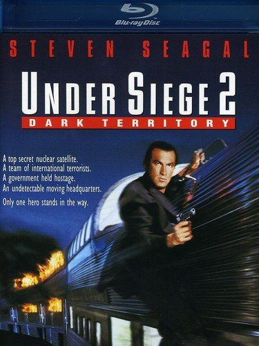 Under Siege 2 - Dark Territory [Blu-ray]