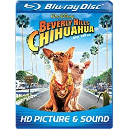 Beverly Hills Chihuahua [Blu-ray]