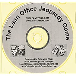 The Lean Office Jeopardy Game (available as a Microsoft PowerPoint file for you to customize)