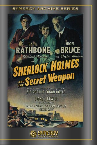 Sherlock Holmes: The Secret Weapon