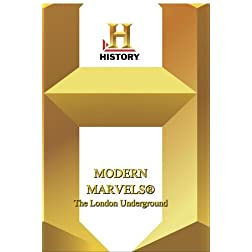 History -- Modern Marvels London Underground, The