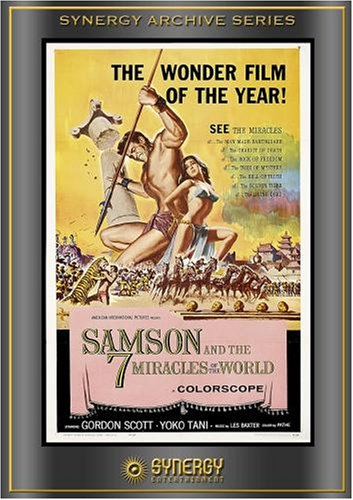 Samson & the Seven Miracles of the World