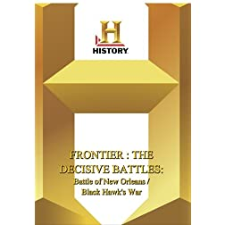 History -- Frontier:  Dec Battles - Battle Of New Orleans