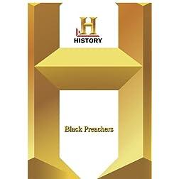 History -- Black Preachers