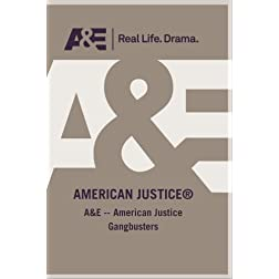 A&amp;E -- American Justice Gangbusters