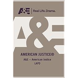 A&E -- American Justice LAPD