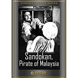 Sandokan Pirate of Malaysia