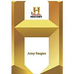 History -- Army Rangers