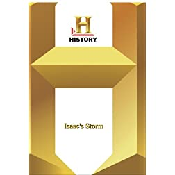History -- Isaac's Storm