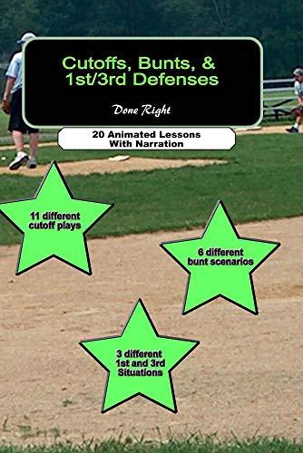 Cutoffs, Bunts, & 1st/3rd Defenses, Done Right