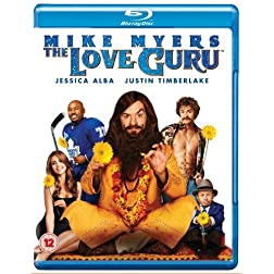 Love Guru [Blu-ray]