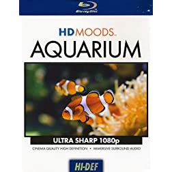 HD Moods Aquarium [Blu-ray]