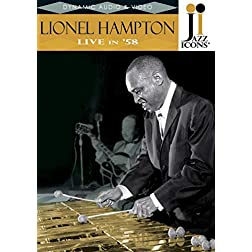 Jazz Icons: Lionel Hampton - Live in '58