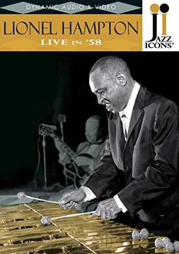 Jazz Icons: Lionel Hampton - Live in '58