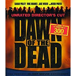 Dawn of the Dead (Unrated Director's Cut) [Blu-ray]