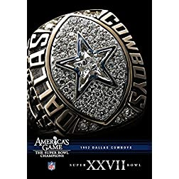 Dallas Cowboys Super Bowl 27