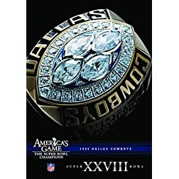 Dallas Cowboys Super Bowl 28