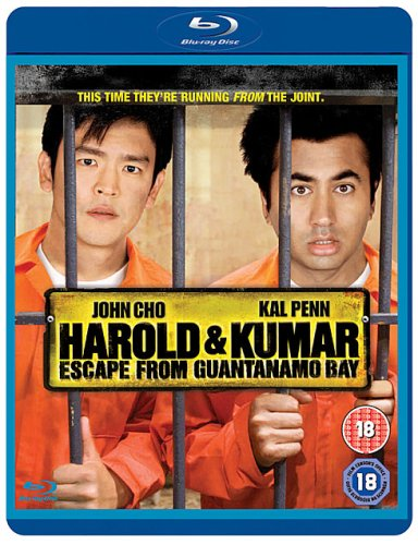 Harold & Kumar Escape from Guantanamo Bay [Blu-ray]