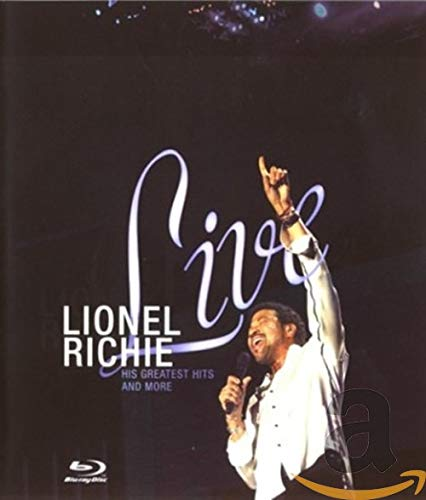 Live: His Greatest Hits [Blu-ray]