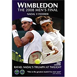 Wimbledon - The 2008 Finals: Nadal vs. Federer / Widescreen