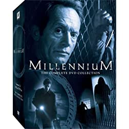 Millennium: Seasons 1-3 (18pc) (Dub Sub Dol)