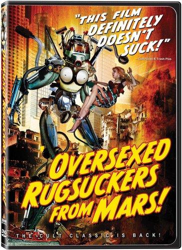 Over Sexed Rugsuckers from Mars