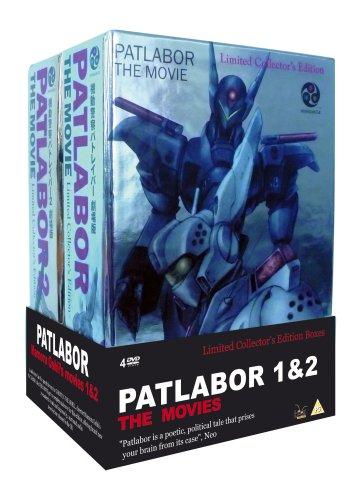 Patlabor 1 & 2