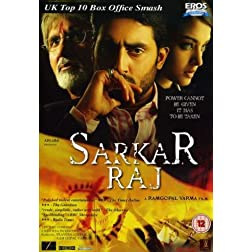 Sarkar Raj - Amitabh Bachchan - DVD