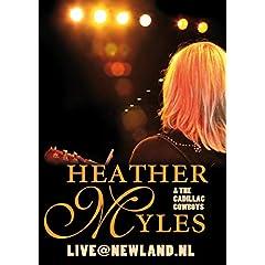 Heather Myles & The Cadillac Cowboys: Live @ Newland, NL