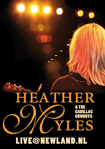 Heather Myles & The Cadillac Cowboys: Live @ Newland, NL