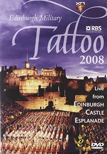 Edinbrough Military Tattoo 2008