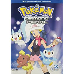 Pokemon: Diamond and Pearl Box Set, Vol. 2