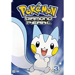 Pokemon: Diamond and Pearl, Vol. 3