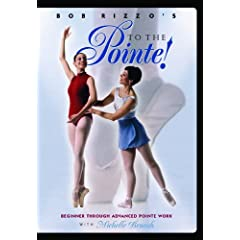 Bob Rizzo: To The Point-Ballet Dance Class with Michelle Benash