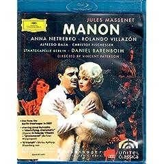 Manon [Blu-ray]