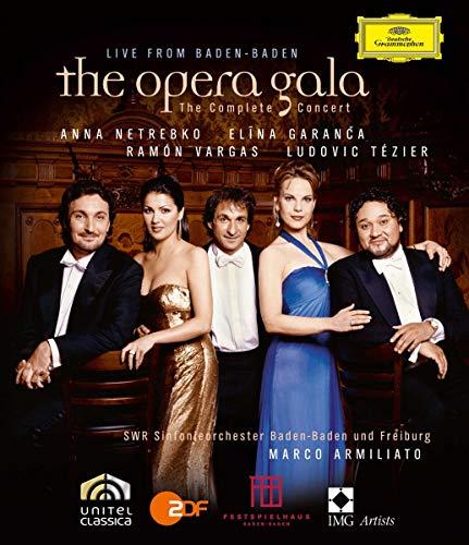The Opera Gala [Blu-ray]
