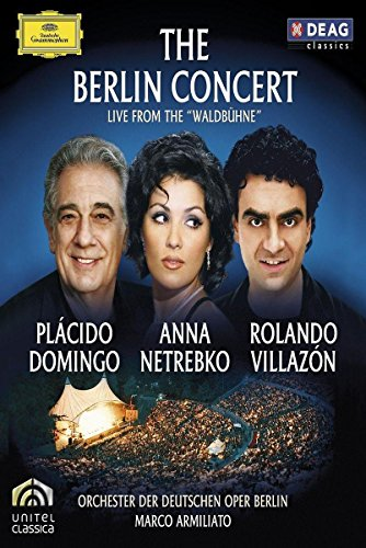 Berlin Concert: Live From Waldbuhne [Blu-ray]